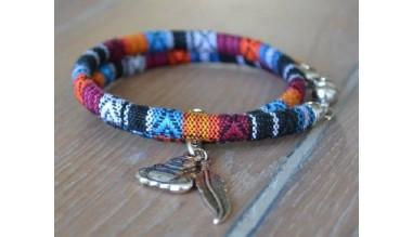 aztec-armband-met-bedeltjes